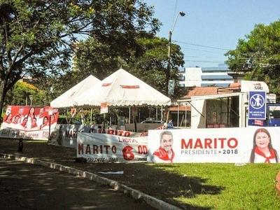 """HOY / """"Marito de la gente"""": contratan en Itaipú a dirigente de Añetete con sueldo de G. 37 millones"""