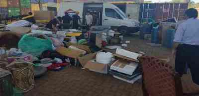 Berilo: Fiscalía realizó nuevo allanamiento