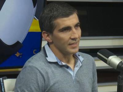 Ignacio Don de visita en la Rock & Gol TV