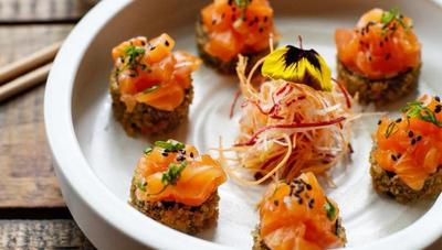 Osaka Cocina Nikkei desembarca en Asunción (y eleva la vara)