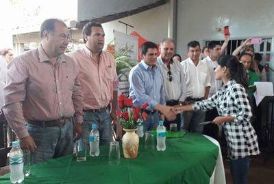Gobierno asiste a damnificados de San Javier e Ibañez Rojas