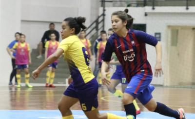 HOY / Cerro y Colonial van a discutir la corona del futsal femenino