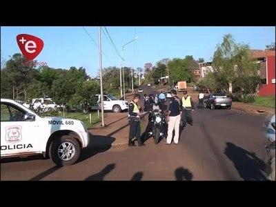Policía Nacional seguirá con controles