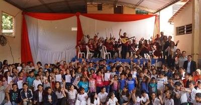 Se inicia proceso para crear Orquesta H2O San Agustín
