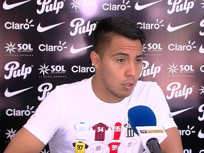 Pika Cardozo habla del juego ante Santaní