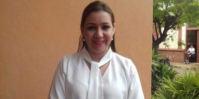 Milena Alonzo asumió en la Dirección Departamental de Educación