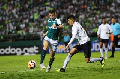 Deportivo Calí avanzó en los penales