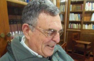 Triste noticia para San Ignacio, falleció el Padre Antonio Batancour