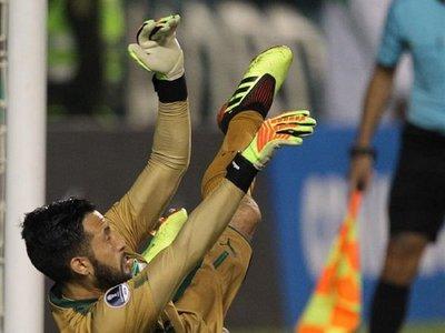 Camilo Vargas manda al Cali a los cuartos de final
