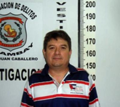 Policía captura a peligroso capo narco en Pedro Juan Caballero