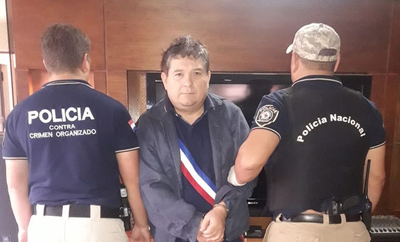 "Cae ""Bigote"", supuesto capo narco, en Asunción – Prensa 5"