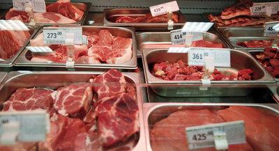 Como es tradicional luego de las fiestas patrias en Chile la demanda de carne bajo