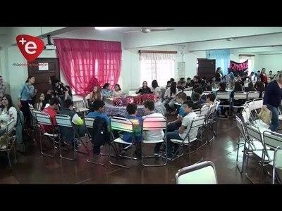 LOS AÑOS OCHENTA: FESTEJO DE LA PRIMAVERA Y LA JUVENTUD EN EL CEUCE