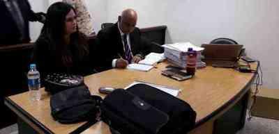 Inició juicio oral por robo de evidencias