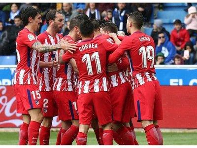 Atlético y Marsella juegan la final de la Europa League