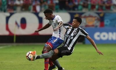 HOY / Bahía se acerca a cuartos tras ganar a un Botafogo que sigue vivo