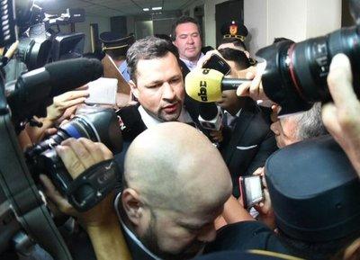 Fiscalía ratifica pedido de prisión para Quintana