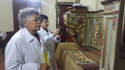 En noviembre finalizan obras de restauración del templo de San José
