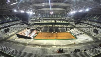 HOY / La final de la Copa Davis entre Francia y Croacia se disputará en Lille
