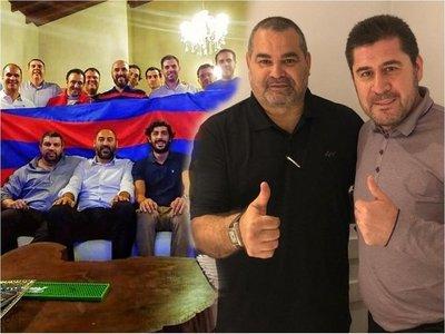 Sigue la carrera hacia la presidencia en Cerro Porteño