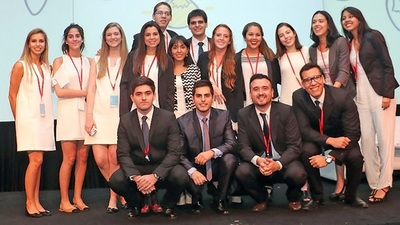 Estudiantes invitan a la segunda edición del Congreso de Emprendedores