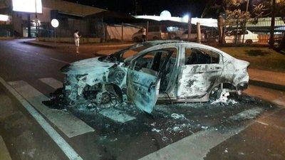 Reportan enfrentamiento de policías brasileños con asaltantes de Prosegur