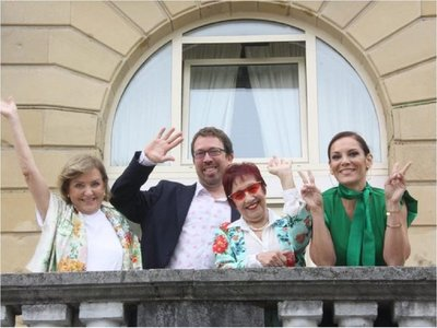 Las Herederas compite por otro premio en San Sebastián