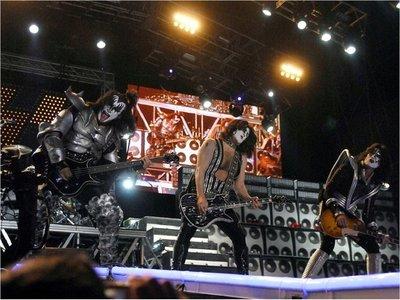Kiss anuncia su última gira tras 45 años de carrera