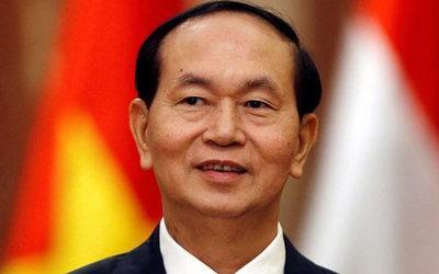 Presidente de Vietnam falleció tras una larga enfermedad