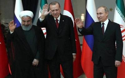 Turquía, Rusia e Irán abordarán crisis siria en la asamblea de la ONU