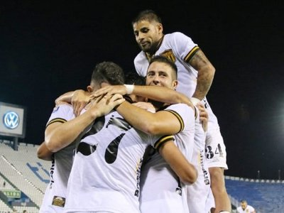 Guaraní golea a Luqueño con dos goles en contra