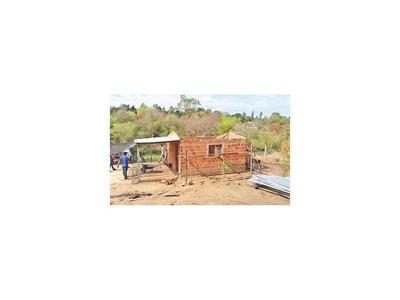 Canindeyú: Inician asistencia a damnificados por temporal