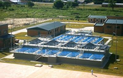 El acueducto del Chaco operará el próximo año