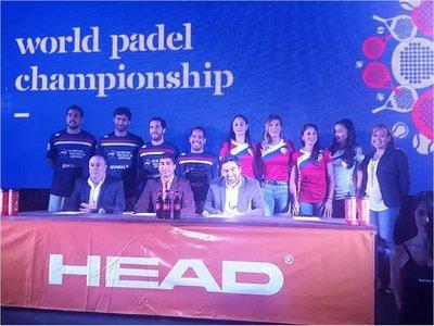 Mundial de Pádel en Asunción