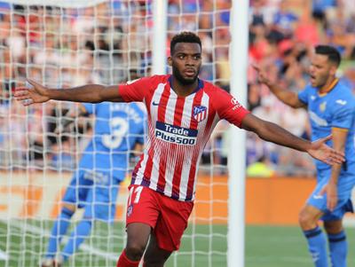 Los goles de la victoria del Atlético Madrid sobre el Getafe