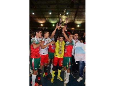 San Ignacio, campeón en el Nacional Categoría 20 años