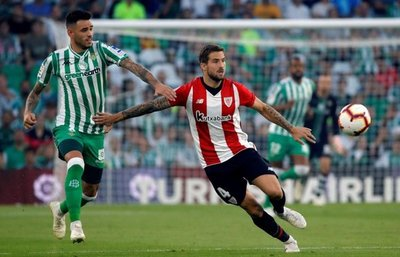 Betis rescata punto ante Athletic