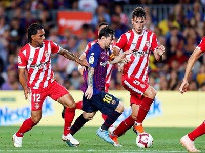 El Barça no pasa del empate ante Girona