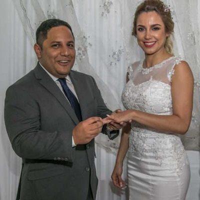 """""""Decidimos casarnos por  civil aquí en Paraguay"""""""