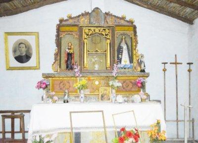 En Pirayú roban imagen de Niño Dormido de 142 años
