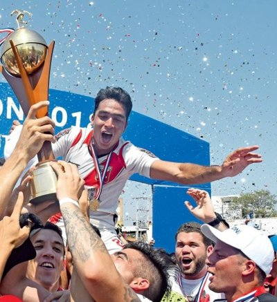 River Plate, a Primera con título