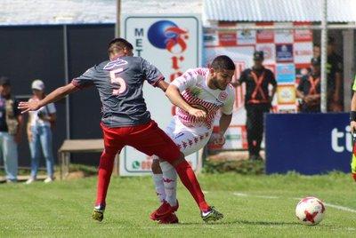 San Lorenzo y Fernando de la Mora jugarán en Luque