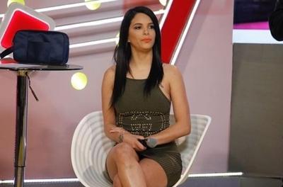 Virginia Jiménez, reaccionó contra hombre que quiso sobrepasarse con ella