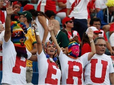 La de Perú, recompensada con el premio a mejor la afición