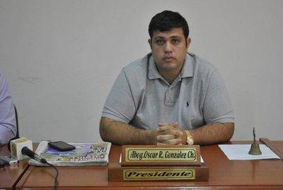 Hurrero sería suplente del hijo de González Daher en la Junta Municipal