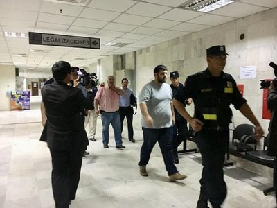 González Daher y su hijo irán a la Agrupación Especializada