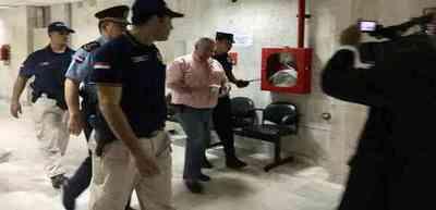 Prisión preventiva para Óscar González Daher y su hijo