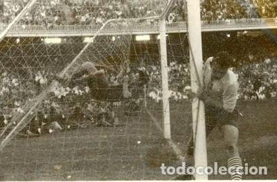 Cuando Martínez estrenó el Camp Nou
