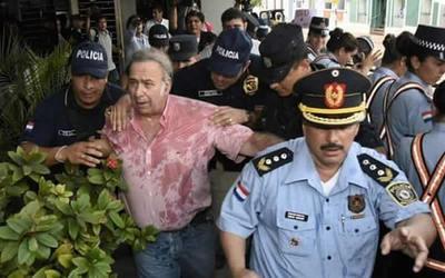 González Daher guardará reclusión en la Agrupación Especializada