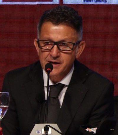 Osorio dará a  conocer lista  de convocados